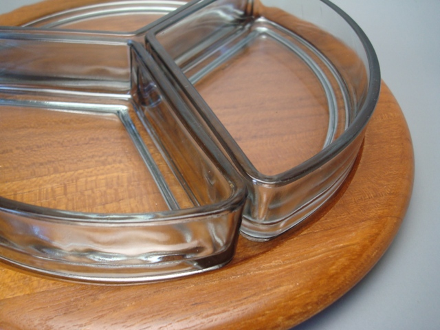 Digsmed Tray with Glass