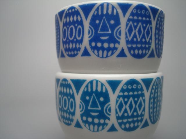 Arabia Egg Cup