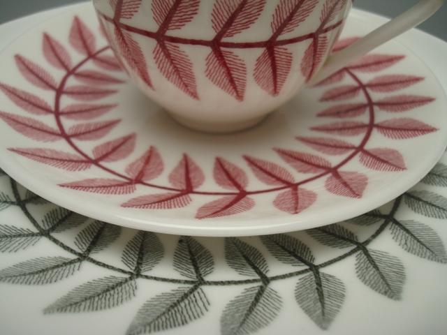 Gustavsberg Maxim Cup & Saucer & Plate