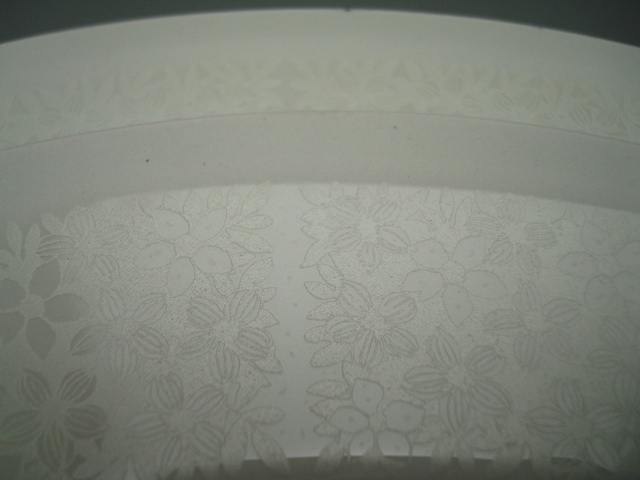 Arabia Pitsi Plate white