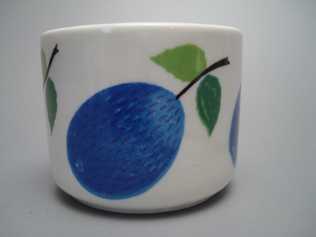 Gustavsberg Prunus Egg Cup
