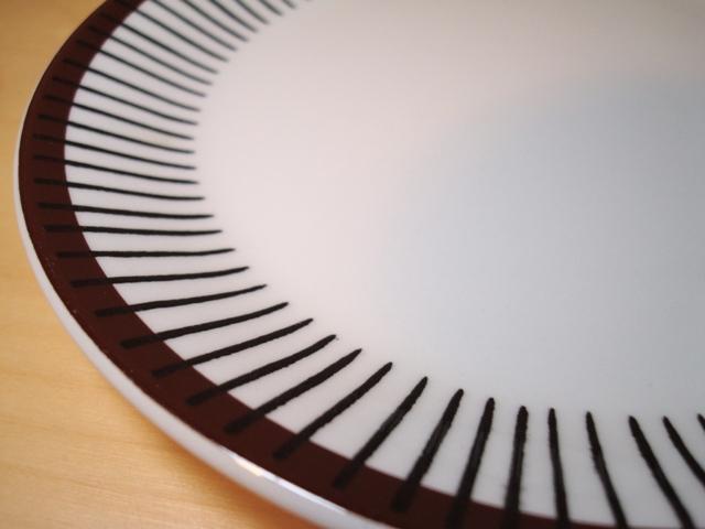 Gustavsberg Spisa-Ribb Plate S