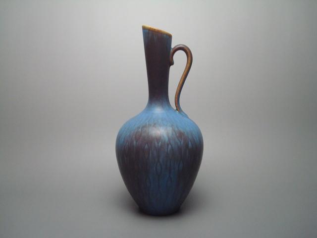Rorstrand AUQ Vase blue