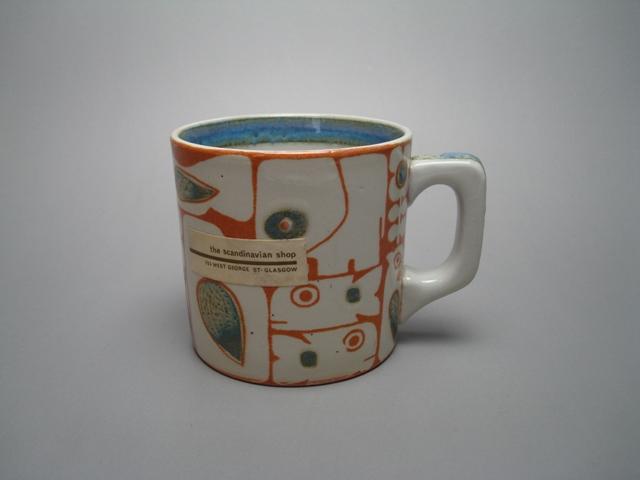 Alminia Mini Mug