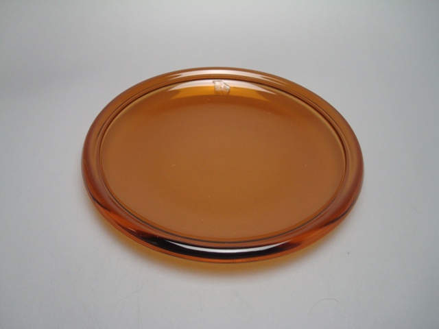 Arabia Luna Plate S brown